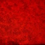 Tissu faux uni rouge