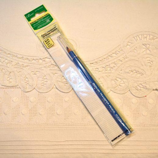 crayon transfert clover