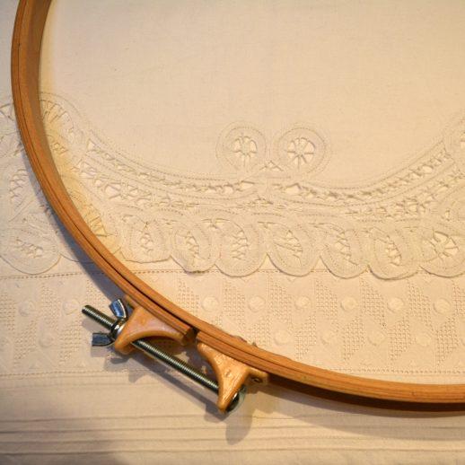 tambour patchwork