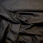 tissu coton uni