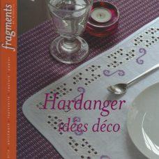 """""""Hardanger idées déco"""" de Soizig et Aziliz aux éditions L'Inédite"""