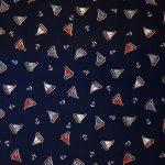 Tissu patchwork voiliers