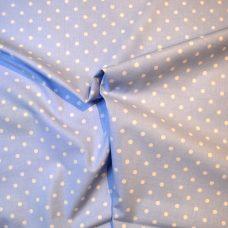tissu pois couture