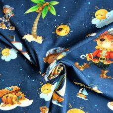 tissu jersey pirates