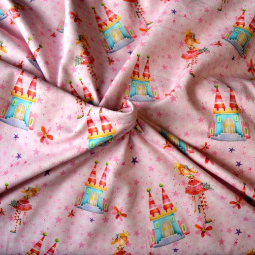 tissu jersey princesse