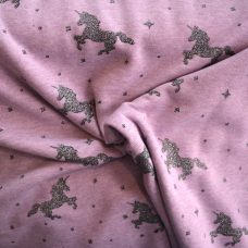 Jersey aux licornes