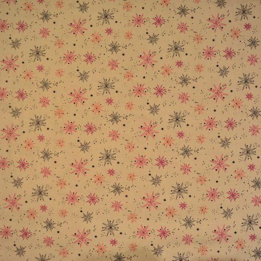 tissus étoiles patchwork