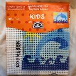 kit à broder enfants