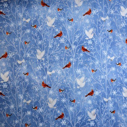 tissu patchwork noel