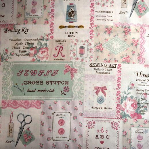 Tissu patchwork Yuwa