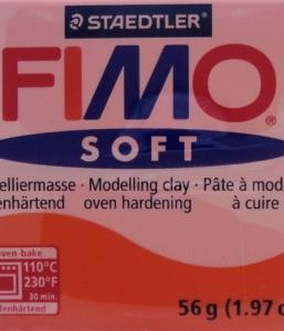 Fimo Soft Mandarine N°42