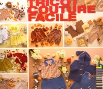 La mode pour enfants sages – Hors série tricot couture facile