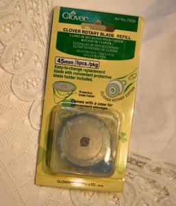 Lames de rechange cutter rotatif (45 mm)