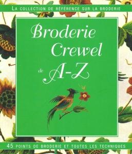 Broderie Crewel de A à Z